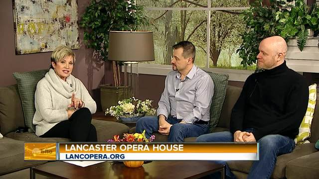 Lancaster Opera House South Pacific