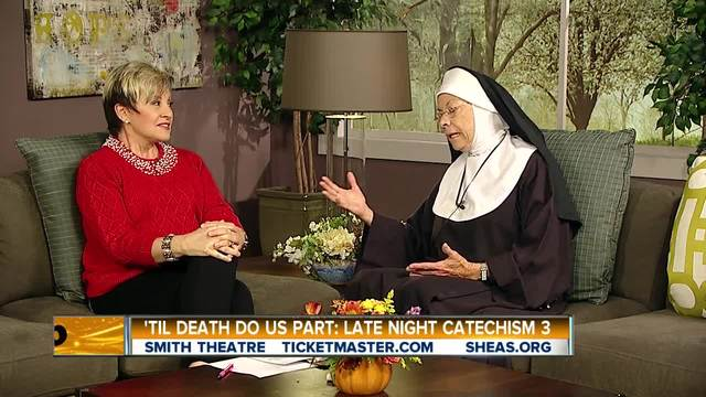 Til Death Do Us Part Late Nite Catechism 3