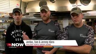 Brothers run restaurant that honors veterans