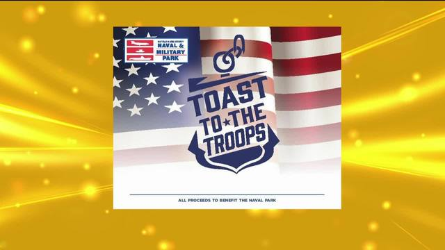 Toast To The Troops