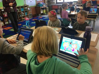 Williamsville takes learning to digital heights