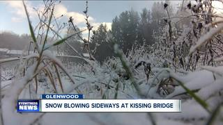 Ski resorts begin cranking out snow