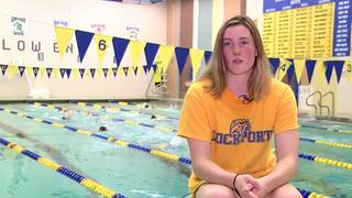 Katie Pollock to represent Lockport at state...