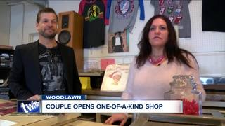 Couple opens a one-of-a-kind store in Woodlawn