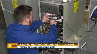 T-Mark Plumbing, Heating and Cooling