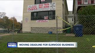 Moving deadline passes for Elmwood business