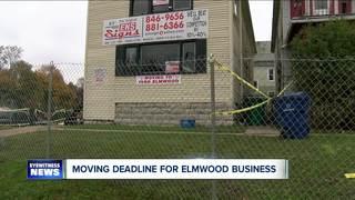 Moving deadline passes for Elmwood business