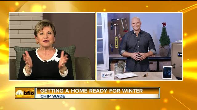Seasonal Home Maintenance with Chip Wade