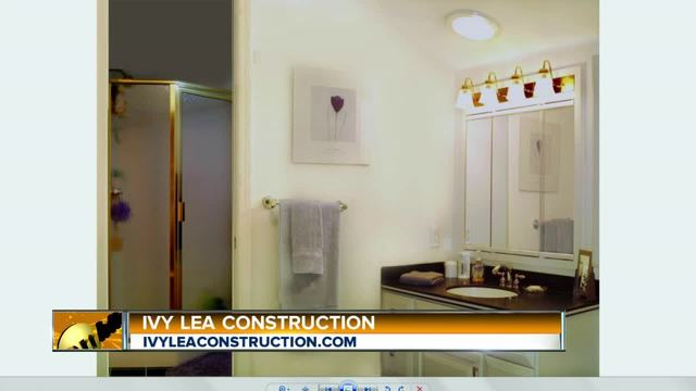 Ivy Lea Construction - Your Dream Bathroom