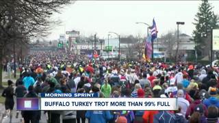 Buffalo's Turkey Trot is sold out