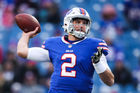 McDermott: Peterman to start at quarterback