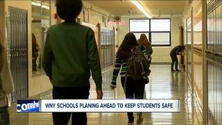 WNY schools have plans to keep students safe