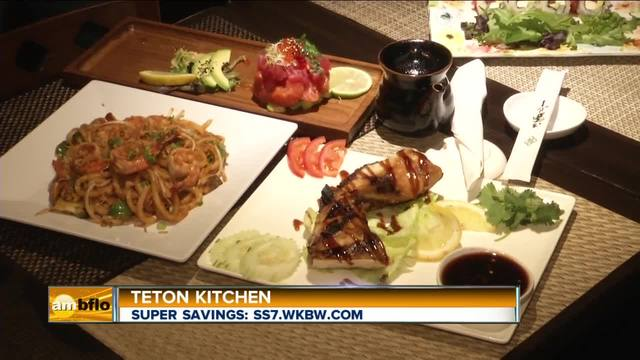 Teton Kitchen - WKBW.com Buffalo, NY