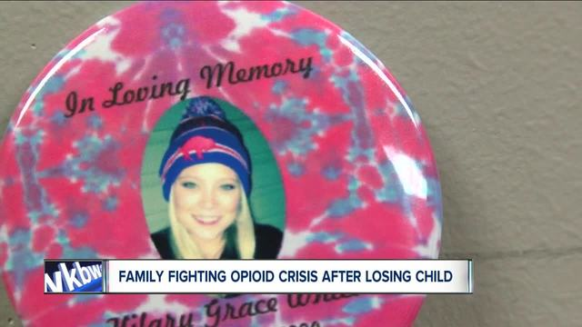 Bills doctor fighting opioid crisis after losing daughter