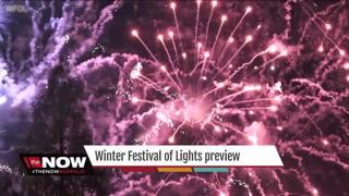 Inside look: Winter Festival of Lights