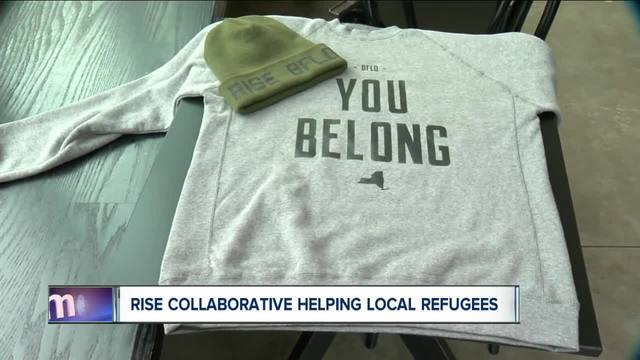 Buy one hat or jacket- give one to a refugee in Buffalo