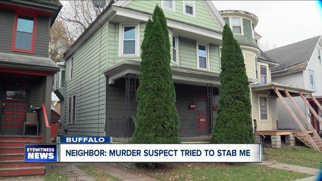 Neighbors react to daughter-boyfriend murder of father