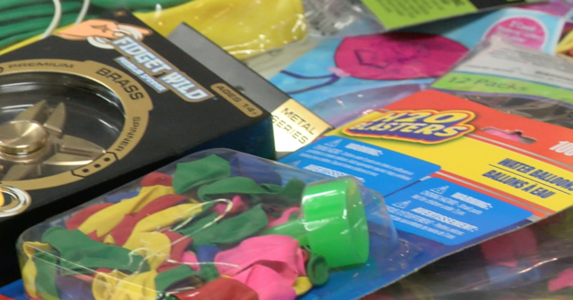 Hazardous toys to avoid this holiday season