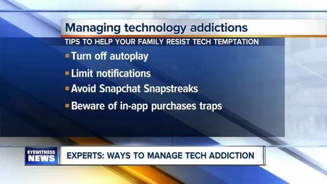 Tips on resisting technology temptation