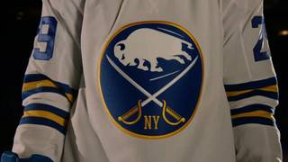 Sabres reveal Winter Classic jersey