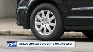 World's Smallest Disco set for Saturday
