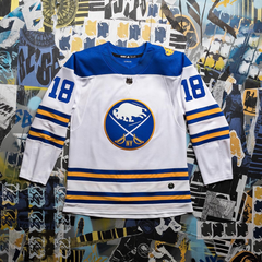 Sabres Winter Classic jersey returns for 3 games