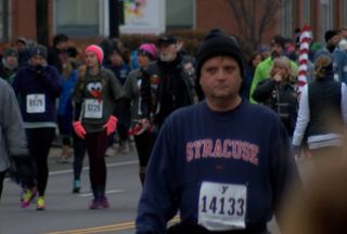 14,000 runners come out for annual Turkey Trot