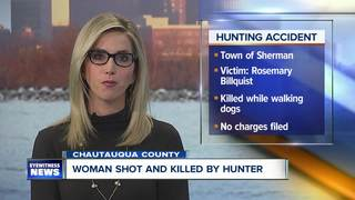 Deputies: woman dies after hunting accident