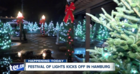 Fairgrounds Festival of Lights Kicks Off