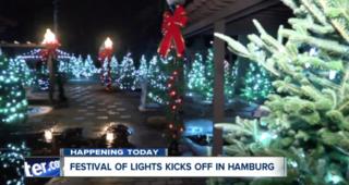 Fairgrounds Festival of Lights Kicks Off