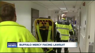 Buffalo Mercy hospital faces 2 neglect lawsuits
