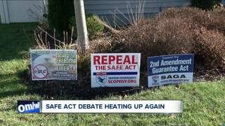 Debate over the NY SAFE ACT heating up again