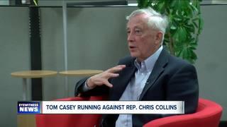 Tom Casey to challenge Rep. Chris Collins