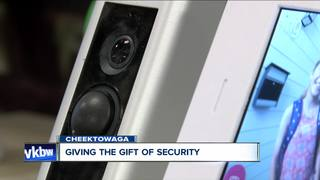 Are home security cameras a safe holiday gift?