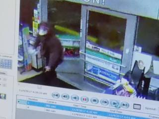 West Seneca Police search for robbery suspects