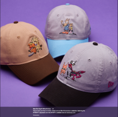 New Era Cap unveils Nickelodeon throwback caps