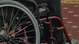 Lack of housing for people with disabilities
