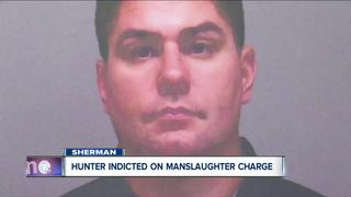 Hunter out on bail after manslaughter indictment