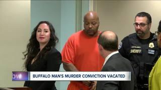 Buffalo man's murder conviction overturned