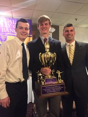 Matt Myers named 46th annual Connolly Cup winner