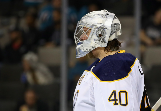 Sabres end skid with 4-2 win