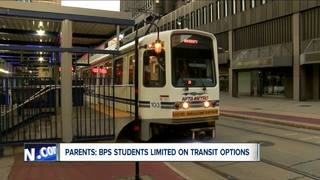 Parents: BPS students limited on transit options