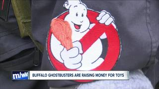 'Who you gonna call?' Buffalo Ghostbusters!