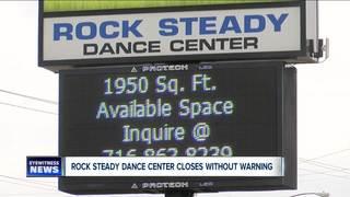 Cheektowaga dance studio closes without warning