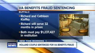 WNY man sentenced for wire fraud