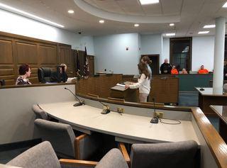 'Bills Streaker' sentenced after guilty plea