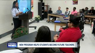 New way to bring diverse teachers into district