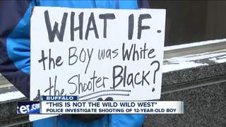 Community outraged after homeowner shoots boy