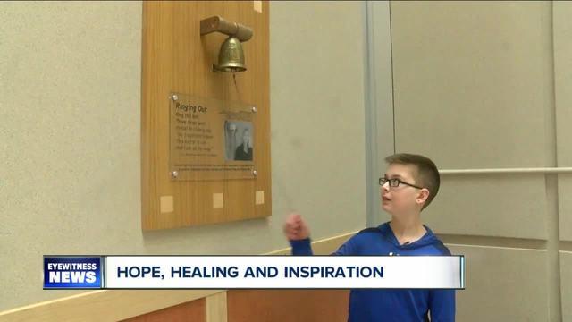 12-year-old boy wins battle against leukemia