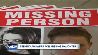 Family hoping for missing daughters return